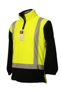 Hi Vis Polar Fleece Tunic