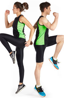 MS001 - ADULTS UNISEX PROFORM SINGLET