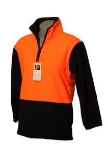 Hi Vis Day Only Polar Fleece Tunic