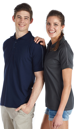 QP115 - WOMENS VINTAGE POLO