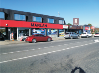MARLAN RETAIL SHOP